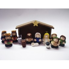 Little nativity