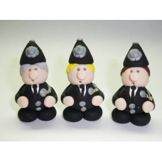 Little policeman